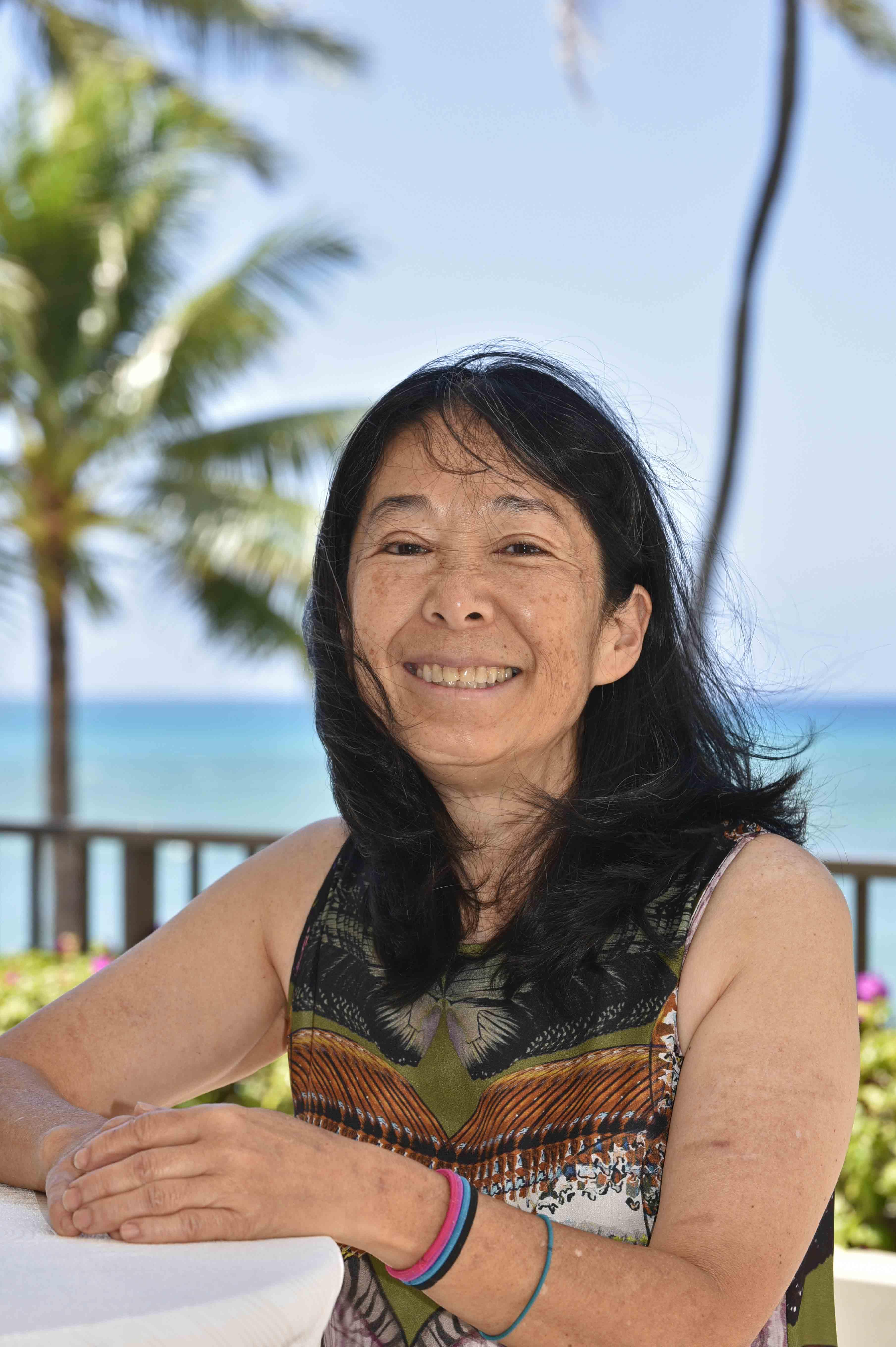 Kathy Masunaga